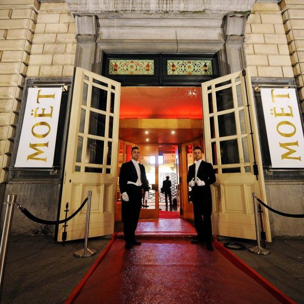 Red Carpet for Moet & Chandon @ Opera Gent